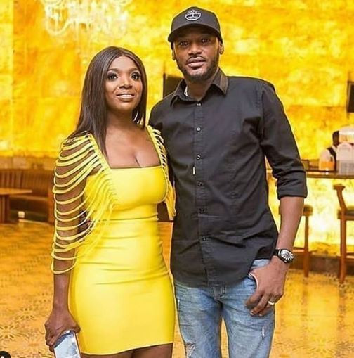 They say old wine tastes better and that is the best way to describe the love between 2Face Idibia and his beautiful wife, Annie Idibia.  [Instagram/AnnieIdibia]