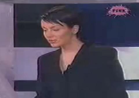 Voditeljka pala u nesvest uživo u programu: Kasnije je postala narodna poslanica, evo šta danas kaže na tu temu! VIDEO