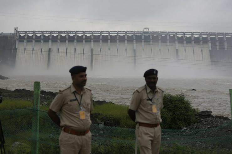 Indija policija 20190917 ap ajit solanki kevadiya Di017426807