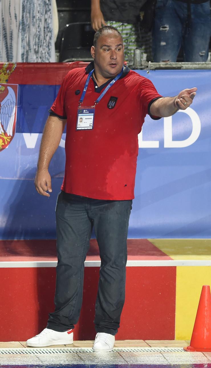 Vaterpolo reprezentacija Srbije, Vaterpolo reprezentacija Australije