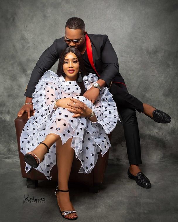 Bunmi is the wife of Nollywood movie star, Bolanle Ninolowo. [Instagram/QueenNinoB]