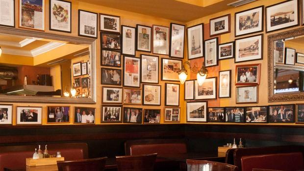 Berlin, restauracja Hasir
