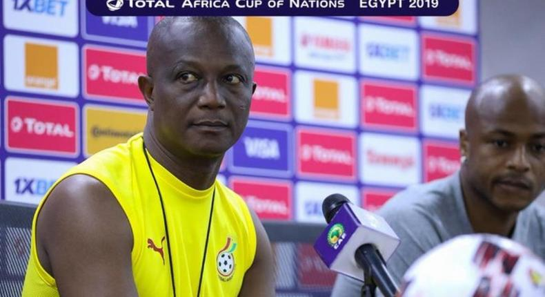 'It was a good game; a draw was reasonable' – Kwesi Appiah