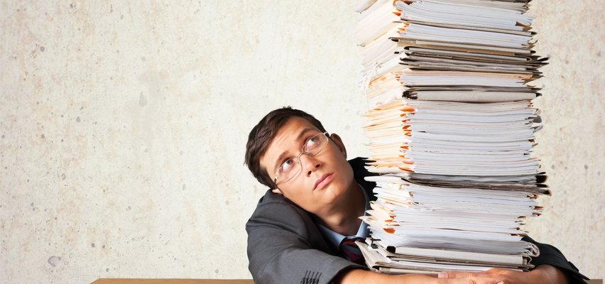 Zrób porządki w domowych papierach - zaplanuj to jak najszybciej!