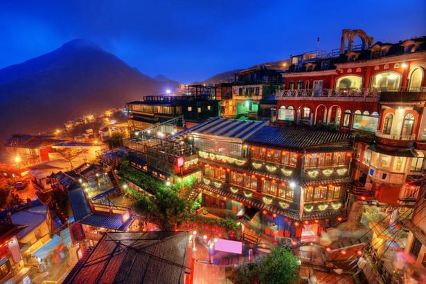 Jiufen, Tajwan