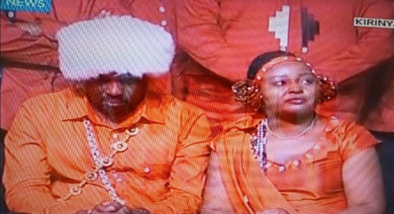 Anne Waiguru weds lawyer Kamotho Waiganjo in lavish traditional wedding
