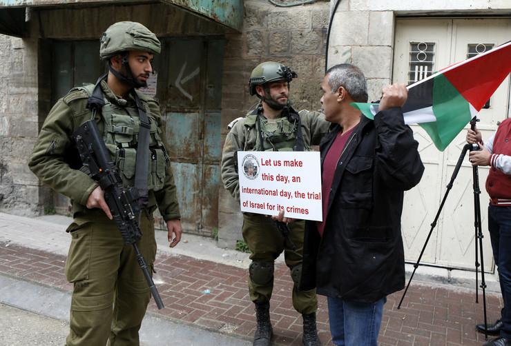 Izrael, Hamas, EPA - ABED AL HASHLAMOUN