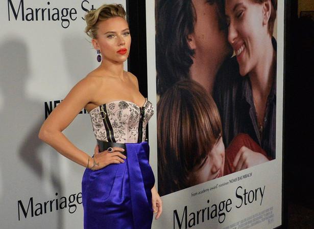 "Scarlett Johansson ""Marriage Story"""