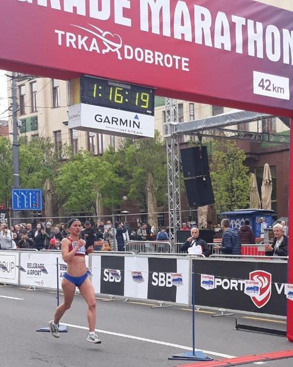 Teodora Simović (Srbija)