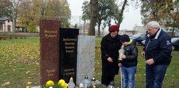 Pomnik dla ofiar katastrofy z Kamienia Pomorskiego