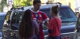 Kolejny podryw na Roberta Lewandowskiego. Tym razem już w koszulce Bayernu! WIDEO
