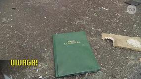 Uwaga! TVN: tysiące dokumentów bez nadzoru na warszawskiej uczelni