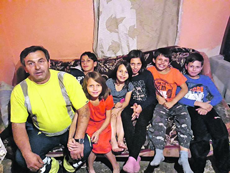 Porodica Varga Borovo Hrvatska