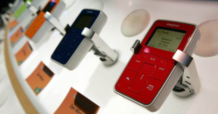Odtwarzacze mp3 przeszły długą drogę. W końcu zastąpiły je smaratfony, a sam format coraz częściej przegrywa z serwisami strumieniującymi muzykę