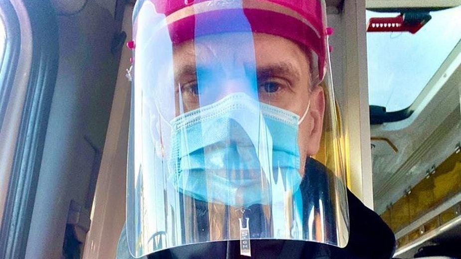 Tomasz Kubiak, ratownik medyczny