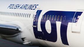 Samoloty PLL LOT w przyszłym roku będą częściej latać do Stanów Zjednoczonych