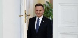 Prezydent Duda wyrzucił ministra za drzwi