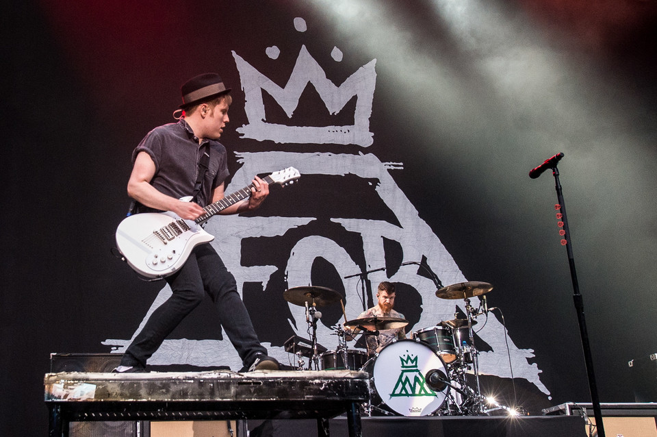 Fall Out Boy - koncert we Wrocławiu