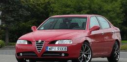 Alfa Romeo 166: Nie taka ta Alfa straszna, jak ją malują