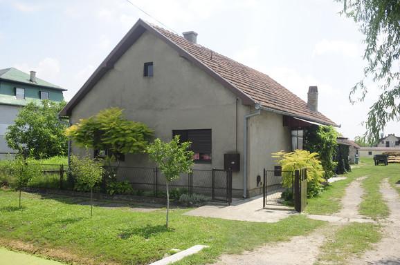 Kuća Dijaninih roditelja u koju se ona vratila kada se rastala sa Sinišom