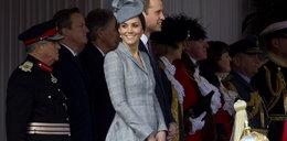 Księżna Kate w ciąży! A co a brzuszkiem?