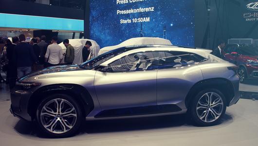 Chery Automobile - z Chin do Europy