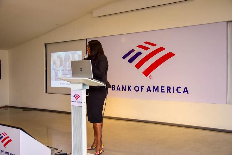 Yvonne Ike, Head of sub-Saharan Africa, Bank of America