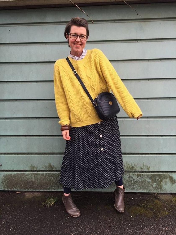 Przez rok ubiera się w szmateksach. Zobacz co kupiła