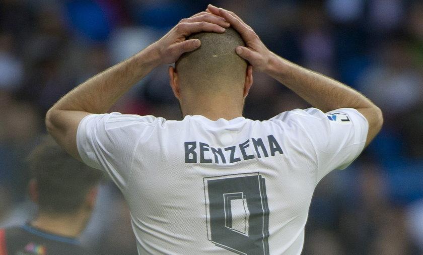 Karim Benzema zamieszany w handel narkotykami i pranie brudnych pieniędzy! Był przesłuchiwany