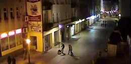 Dzięki kamerom złapali bandytów