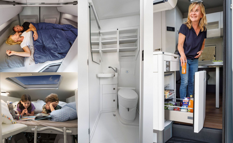 Volkswagen Grand California