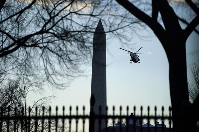 Helikopter sa Trampovima