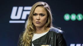 Ronda Rousey raczej skończyła z MMA