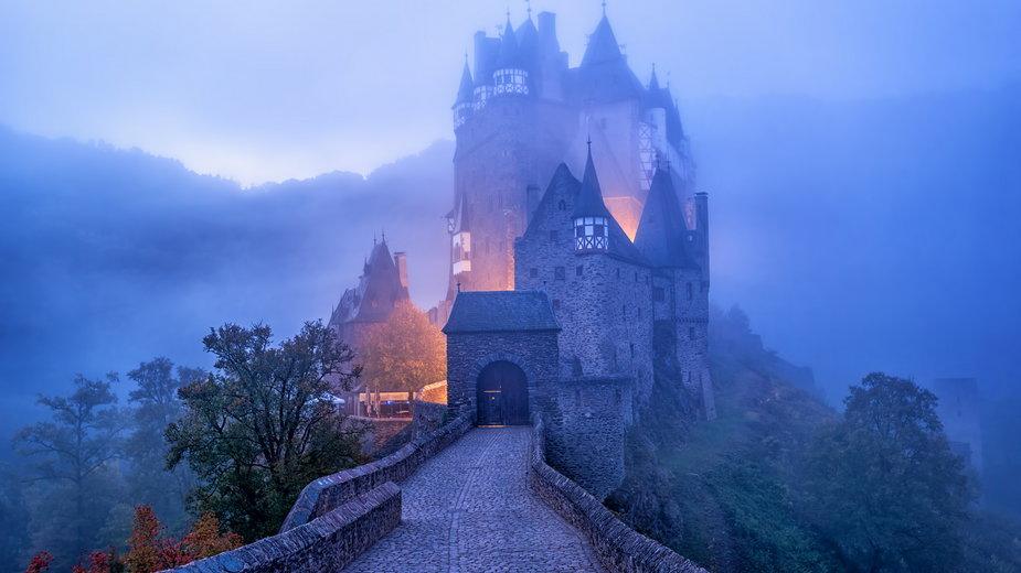 10 europejskich zamków z mroczną historią