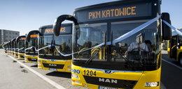 Nowe autobusy w Katowicach