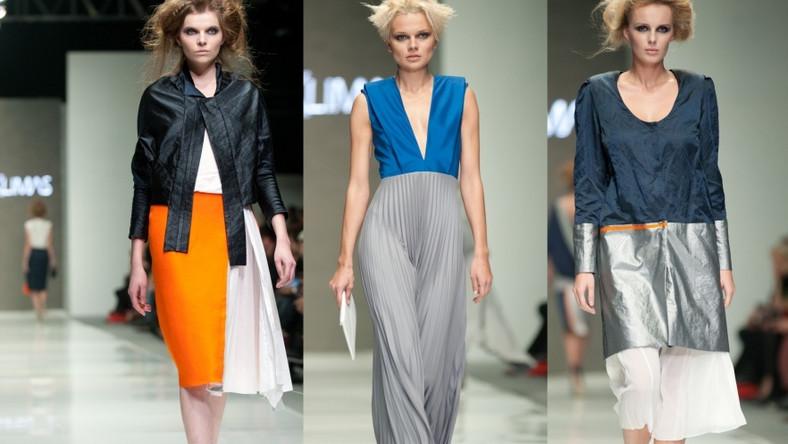 JOANNA KLIMAS - pokaz kolekcji wiosna/lato 2012 na Fashion Week Poland Łódź.