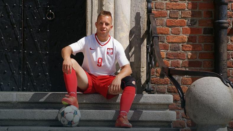 Stanisław Kunc, reprezentant Polski w piłce nożnej bezdomnych