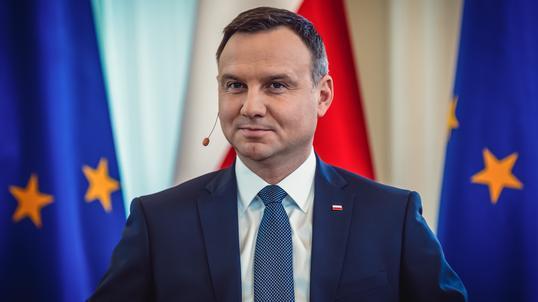Szczyt klimatyczny Joego Bidena. Andrzej Duda przed spotkaniem