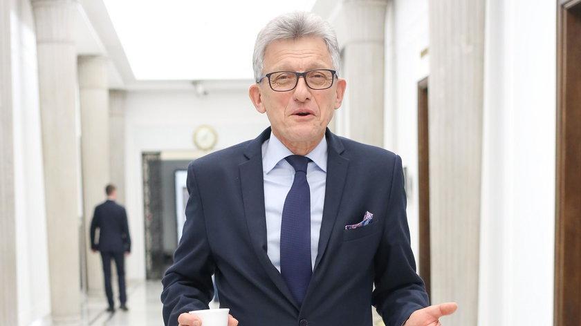 Stanisław Piotrowicz i okrzyki przecz z komuną na Zgromadzeniu Narodowym
