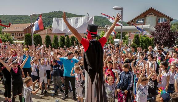 Sportske igre mladih, najmasovnije sportsko takmičenje za decu na prostoru Balkana