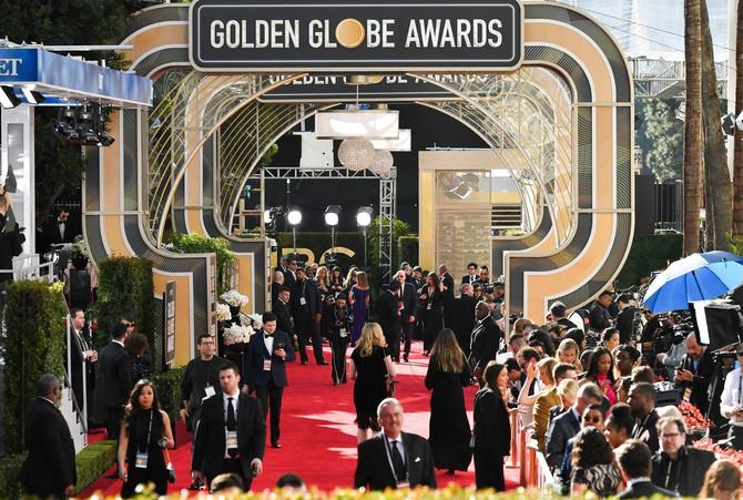 I šou je počeo: crveni tepih Zlatnog globusa 2020