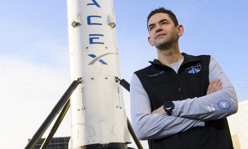 W nocy ze środy na czwartek czasu polskiego planowany jest start misji firmy SpaceX Inspiration 4 na orbitę okołoziemską. Szefem misji jest Jared Isaacman.