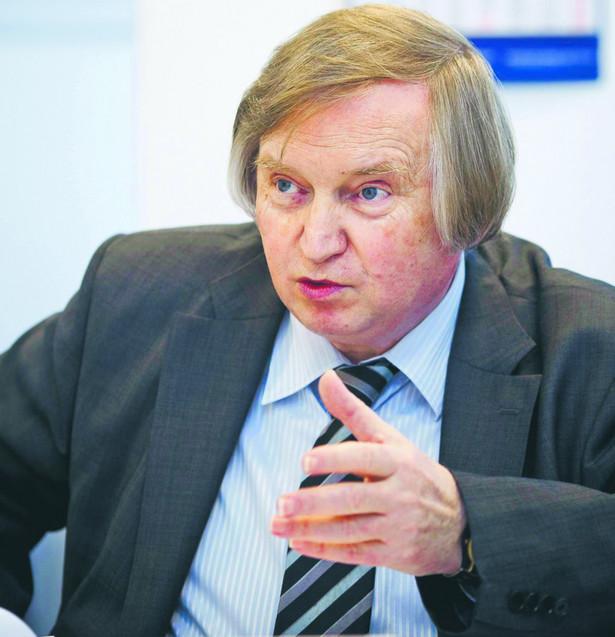 Prof. Ryszard Piotrowski, konstytucjonalista z Uniwersytetu Warszawskiego