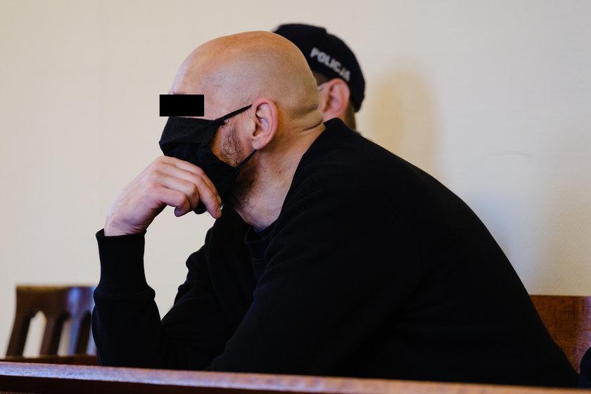Proces Tomasza R. przed katowickim Sądem Okręgowym