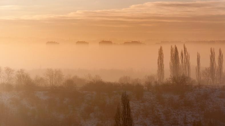 Urzędnicy ogłaszają alarm smogowy i pozorują działania