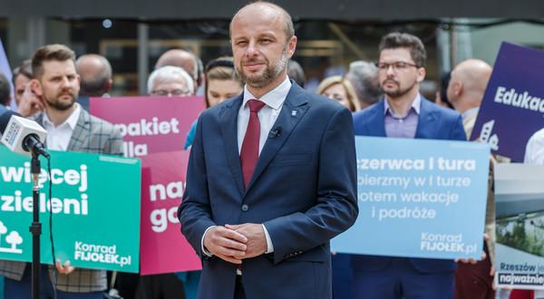 Zaskakujący wynik sondażu wyborczego z Rzeszowa.