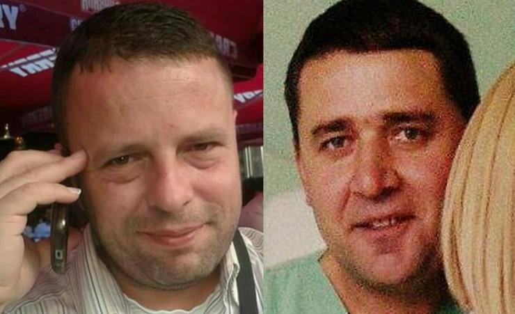 Dževad Ljajić i Miroslav Veselinović