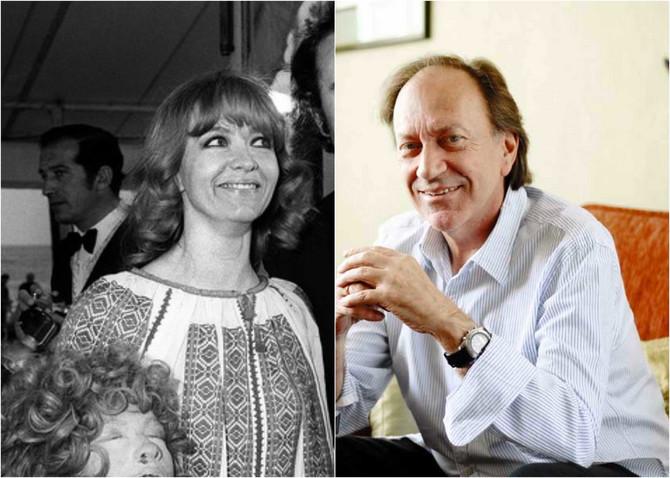Goran Paskaljević i Milena Dravić
