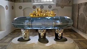 Ukończono niezwykły grobowiec Królowej Małgorzaty II