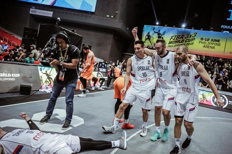 Basket reprezentacija Srbije